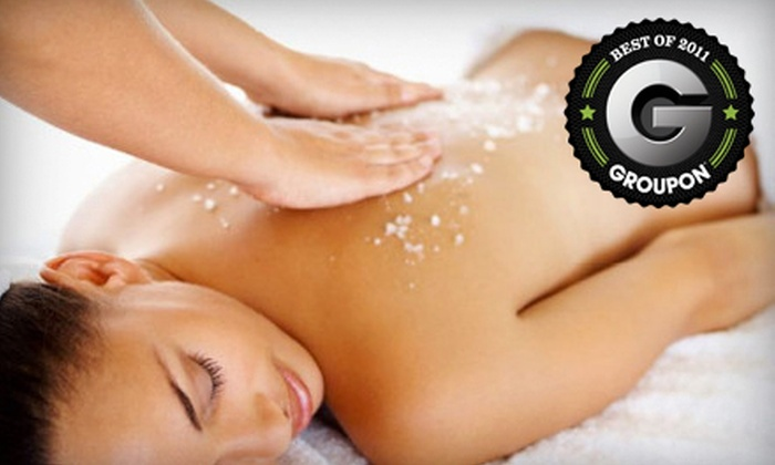 Pure Bliss Day Spa - Plumosus Centre Condominiums: Spa Package with Body Scrub and Massage or Body Wrap and Facial at Pure Bliss Day Spa in Jupiter (Up to 55% Off)