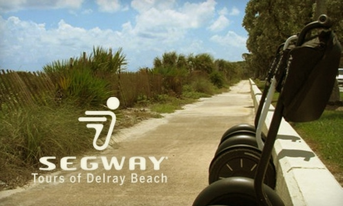 Segway Tours of Delray Beach - Delray Beach: $22 for a 60-Minute Micro Tour from Segway Tours of Delray Beach