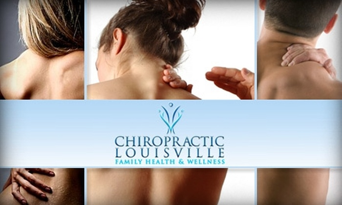 Chiropractic Louisville - East Louisville: $50 for a Consultation, Exam, Two X-Rays, Massage, and Follow-Up at Chiropractic Louisville