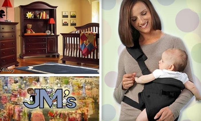 JM's Just for Children - Benton Park: $25 for $50 Worth of Children's Merchandise at JM's Just for Children
