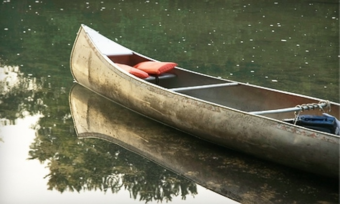 Bellbrook Canoe Rental - Bellbrook: $18 for a Canoe Rental and a 5.2-Mile Trip Down Little Miami River for Two from Bellbrook Canoe Rental ($36 Value)