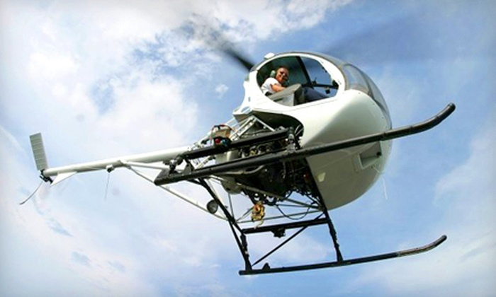 Heliventures - Concord: $139 for a 30-Minute Helicopter Tour from Heliventures ($350 Value)
