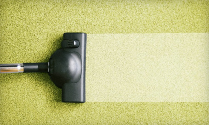 Magic Carpet - Chattanooga: $69 for a Three-Room Carpet Cleaning from Magic Carpet ($210 Value)