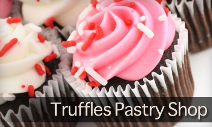 Truffles Pastry Shop - Edgewater: $5 for $10 Worth of Coffee and Pastries at Truffles Pastry Shop