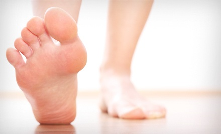 2 Laser Nail-Fungus Treatments for 1 Foot (a $500 value) - Shin Foot and Ankle Specialists in Oceanside