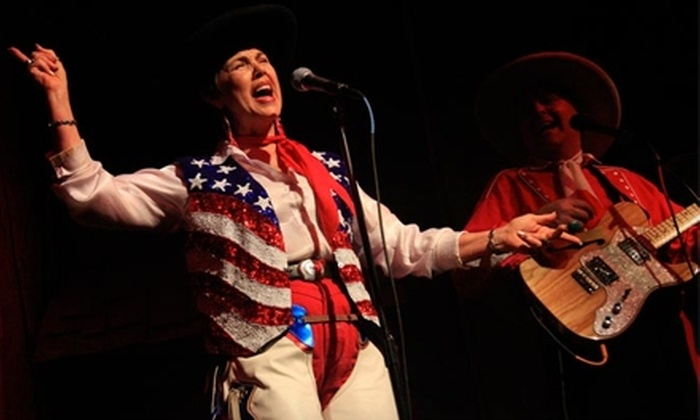 Rockin' R Ranch - Mesa: Two VIP Tickets for a Barbecue Buffet and Western Stage Show (Up to $80 Value)