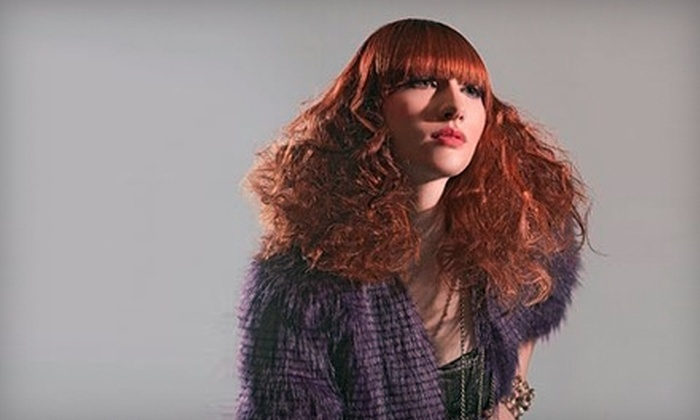 Salon Rouge - Northwest Side: $29 for Hair-Services Package and $10 Credit for Return Visit at Salon Rouge ($95 Value)