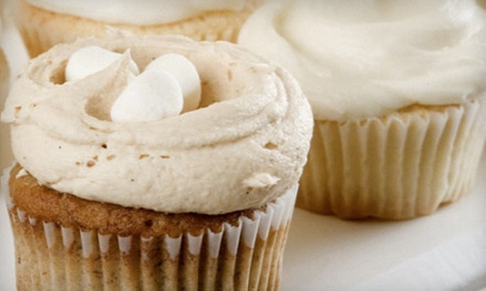 Butter Lane Cupcakes - Multiple Locations: Half-, One, Two, or Three Dozen Cupcakes from Butter Lane Cupcakes (Up to 61% Off)