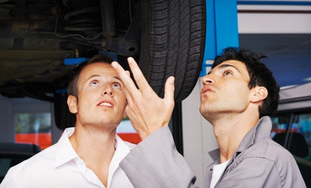 1 Oil-Change Package (a $50 value) - All Pro Car Care in Laurel