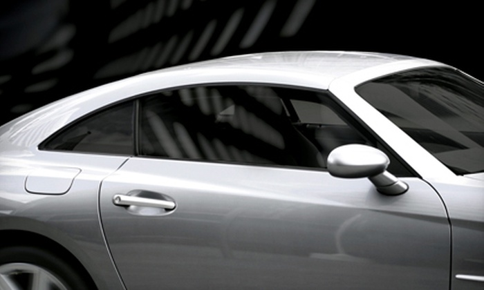 Mr. Tint - Multiple Locations: Tinting for Two or Four Windows at Mr. Tint (Up to 57% Off)