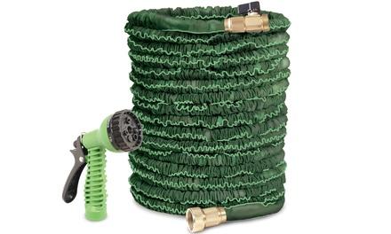Tuyau extensible Pro Canada Green allant de 7.5 à 30 mètres