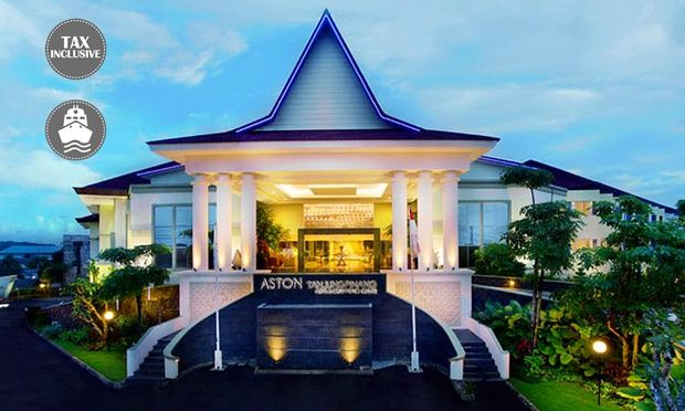 Bintan: 4* Aston Hotel+Ferry+Tax 0