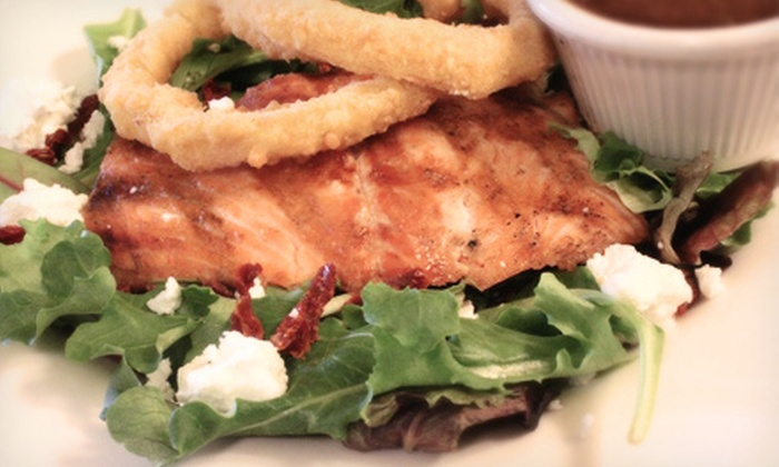 Elsa's Eatery - Lake Park: Dine-In or Catered Gourmet Cuisine at Elsa's Eatery (Half Off). Three Options Available.