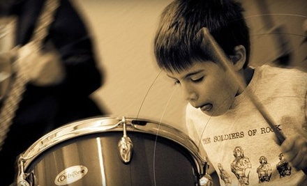2 or 4 Private or Group Music Lessons or 2-Hour Birthday Party at Creative Soul School of Music (Up to 74% Off)