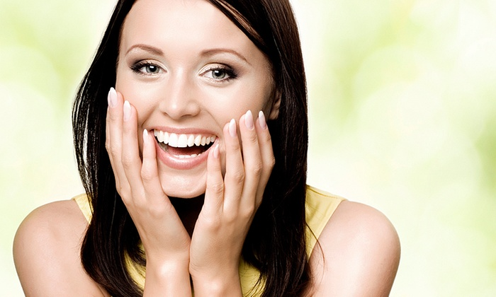 Smiles NYC - Multiple Locations: One or Two Zoom! Teeth Whitening Treatments at Smiles NYC (Up to 85% Off)