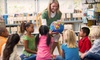 Up to 62% Off Children's French Immersion Programs
