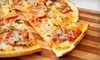 Nice Pizza - Bedford - Stuyvesant: $18 for Pizza Meal for Two with Wine at Nice Pizza (Up to $45 Total Value)