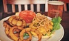 Frankenmuth Brewery - Frankenmuth: $25 for a Case of Twisted Helles or Oktoberfest Beer and $15 Worth of Pub Food at Frankenmuth Brewery ($46.96 Value)