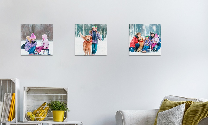 Up To 83 Off On Canvas Prints Groupon Goods