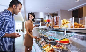 C Taste: Break, Lunch or Dinner Buffet With Drinks from AED 39 at C Taste (Up to 55% Off)