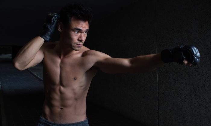 Velocity Mma - Houston: $41 for $100 Worth of Martial Arts — Velocity MMA