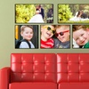65% Off a Photo Custom-Printed on Wood