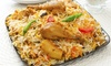 Village Grill Restaurant - Sheffield: Two-Course Indian Meal for Up to Six at Village Grill Restaurant (Up to 47% Off)