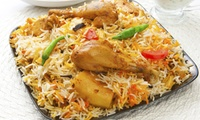 Two-Course Indian Meal for Up to Six at Village Grill Restaurant (Up to 47% Off)