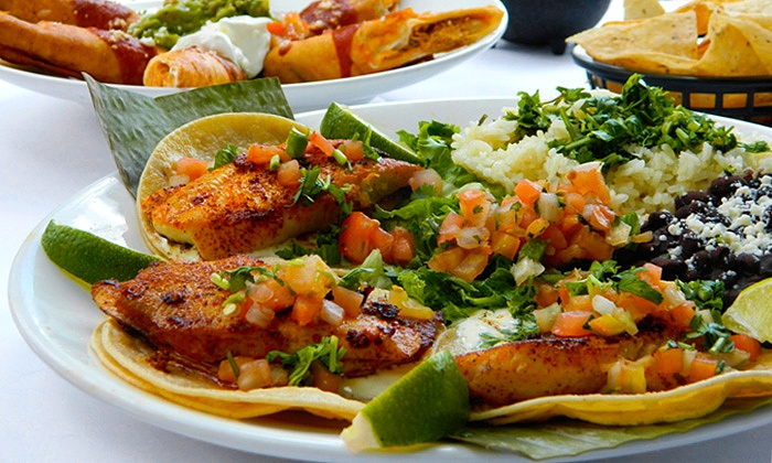 Florez Bar & Grill - Southwestern Sacramento: Mexican Cuisine at Florez Bar & Grill (Up to 40% Off). Two Options Available.