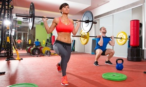 Metairie CrossFit: On-Ramp Program with 10 CrossFit Classes or One Month of Unlimited Classes at Metairie CrossFit (Up to 76% Off)