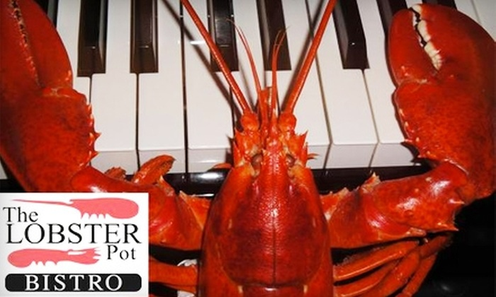 Lobster Pot Bistro - Clearwater: $20 for $40 Worth of Bistro Fare at Lobster Pot Bistro in Clearwater