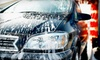 Happy Car Express Wash - Multiple Locations: $20 for Four Automatic Car Washes at Happy Car Express Wash ($40 Value)