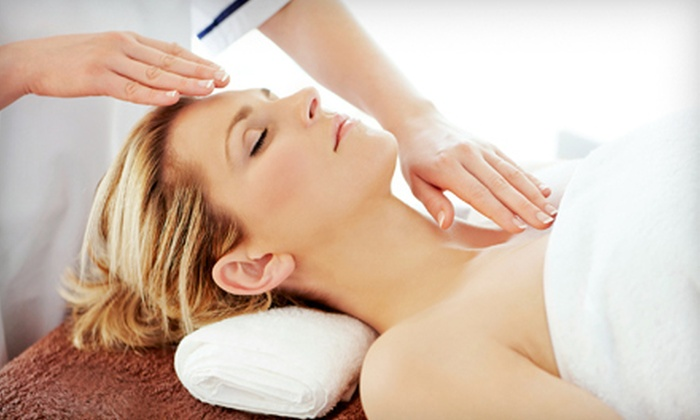 Jen Adams LMT - Daphne: 30- or 60-Minute Reiki Treatment or a 30-Minute Foot Pampering from Jen Adams LMT (Up to 51% Off)