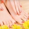 Up to 53% Off Mani-Pedi and Waxing