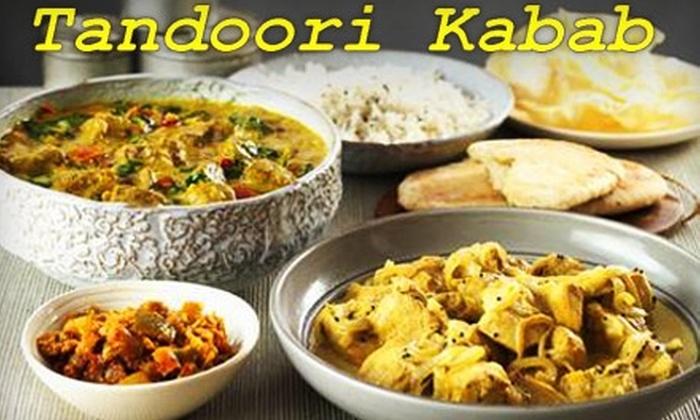 Tandoori Kabab - North Central: $8 for $16 Worth of Pakistani and Indian Fare at Tandoori Kabab