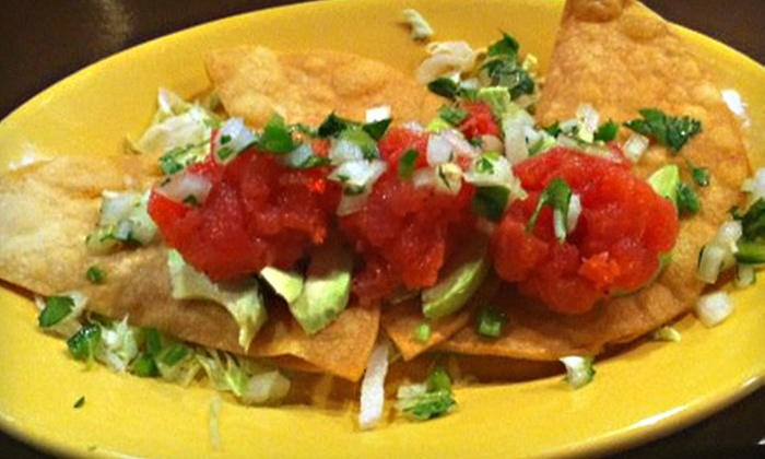 Fuego Tacos - Camelback East: $3 for $10 Worth of Latin Fare and Cocktails at Fuego Tacos