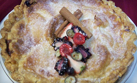 2 Holiday Pies (a $33 value) - Hayes Gourmets in Jensen Beach