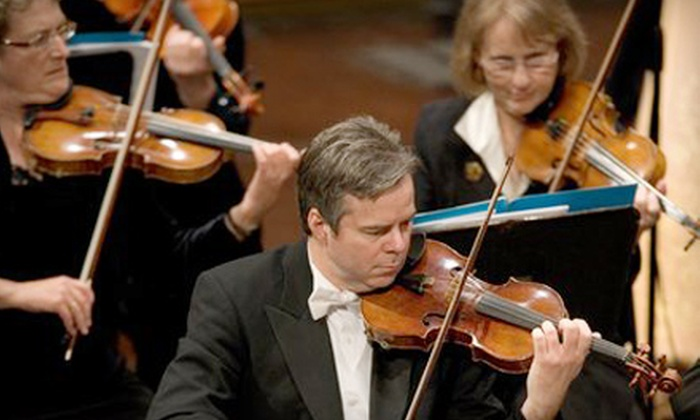 "Milwaukee Symphony Orchestra - Juneau Town: Admission to ""Symphonic Postcards"" by the Milwaukee Symphony Orchestra's Performance. Two Dates Available."