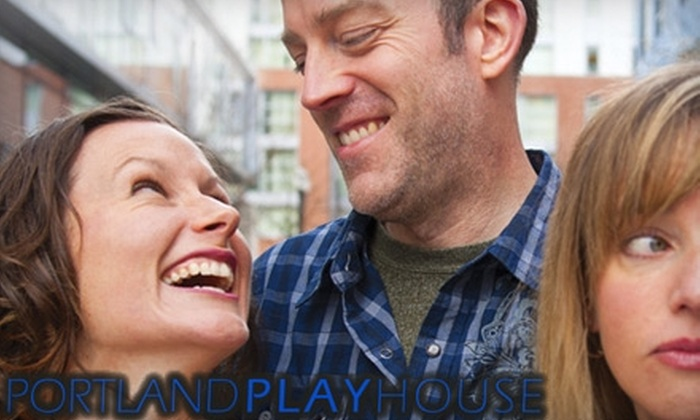 """Portland Playhouse - King: $16 for Two Adult-Admission Tickets to """"The Scene"""" at Portland Playhouse"""