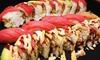 Happy Teriyaki 4 - Woodard Glen: $12 for $20 Worth of Sushi, Teriyaki, and Sake at Happy Teriyaki #4