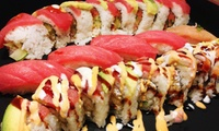 GROUPON: $12 for Sushi and Sake at Happy Teriyaki #4 Happy Teriyaki #4
