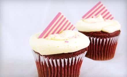 QFC: 1 Dozen Regular Discover Delicious Gourmet Cupcakes - QFC in