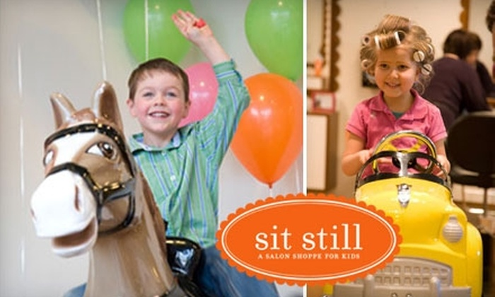 Sit Still Salon - Bolton: $20 for $50 Worth of Services at Sit Still Salon in West Linn