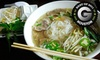 Up to 54% Off Vietnamese Fare at Les Givral's Kahve