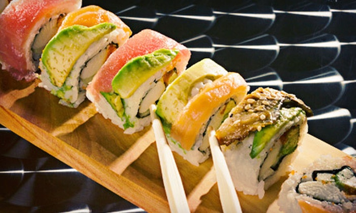 Silver Lake Asian Fusion and Sushi Bar - West Harrison: $15 for $30 Worth of Asian Cuisine at Silver Lake Asian Fusion and Sushi Bar in West Harrison
