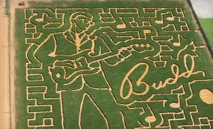 Admission for 2 to the Corn Maize (a $16 value) - Atl Do Farms in Lubbock