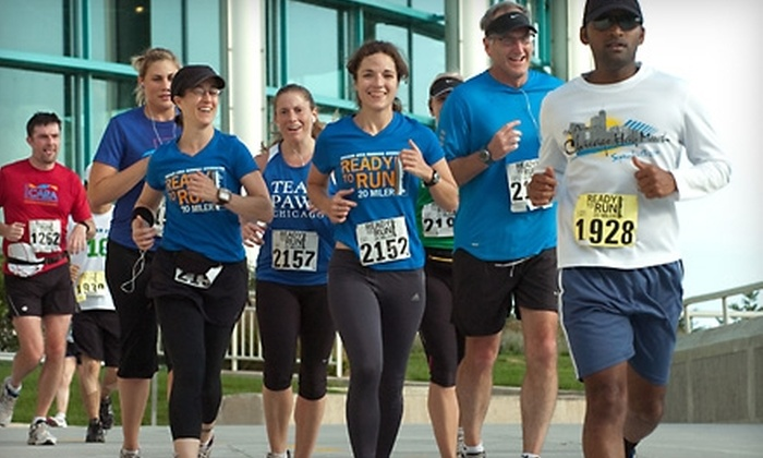 Chicago Area Runners Association: $20 for a One-Year Membership to Chicago Area Runners Association (Up to $44 Value)