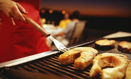 $50 Groupon to Just Grillin - Just Grillin in Tampa