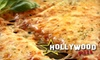 52% Off Fare at Hollywood Pizza in Hot Springs