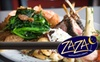 ZaZa (Image Unlimited) - Saugus: $15 for $30 Worth of Italian-American Fare & Drinks at ZaZa